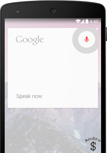 Google Now - iOS 7 vs Android 4.4 KitKat – The Smartphone Wars