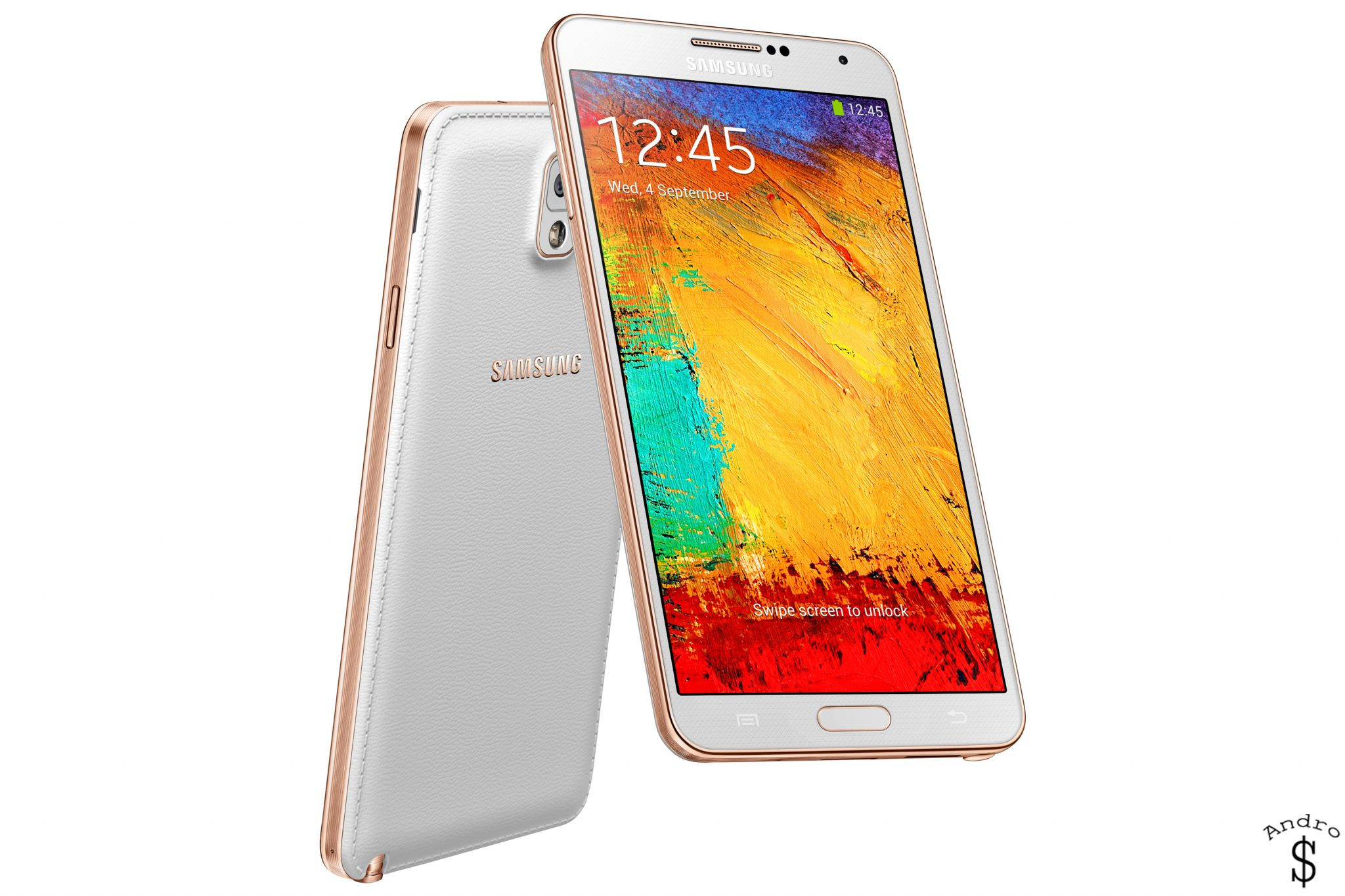The Gold Variant of the Galaxy Note 3