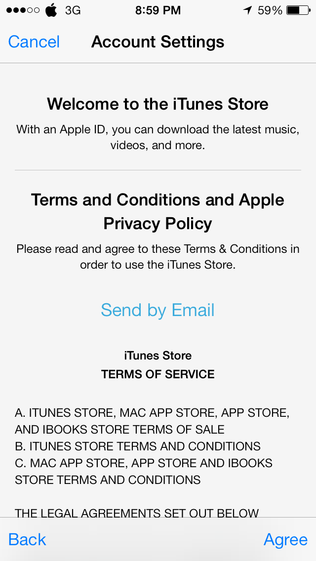Photo Feb 04 8 59 11 PM - HOW TO : Change the App Store Region in your iDevice