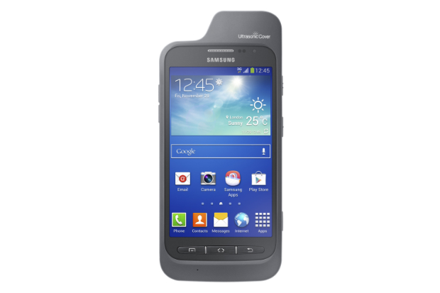 ultrasonic cover1 - Samsung's 'Specialized' ultrasonic case for Galaxy Core Advance