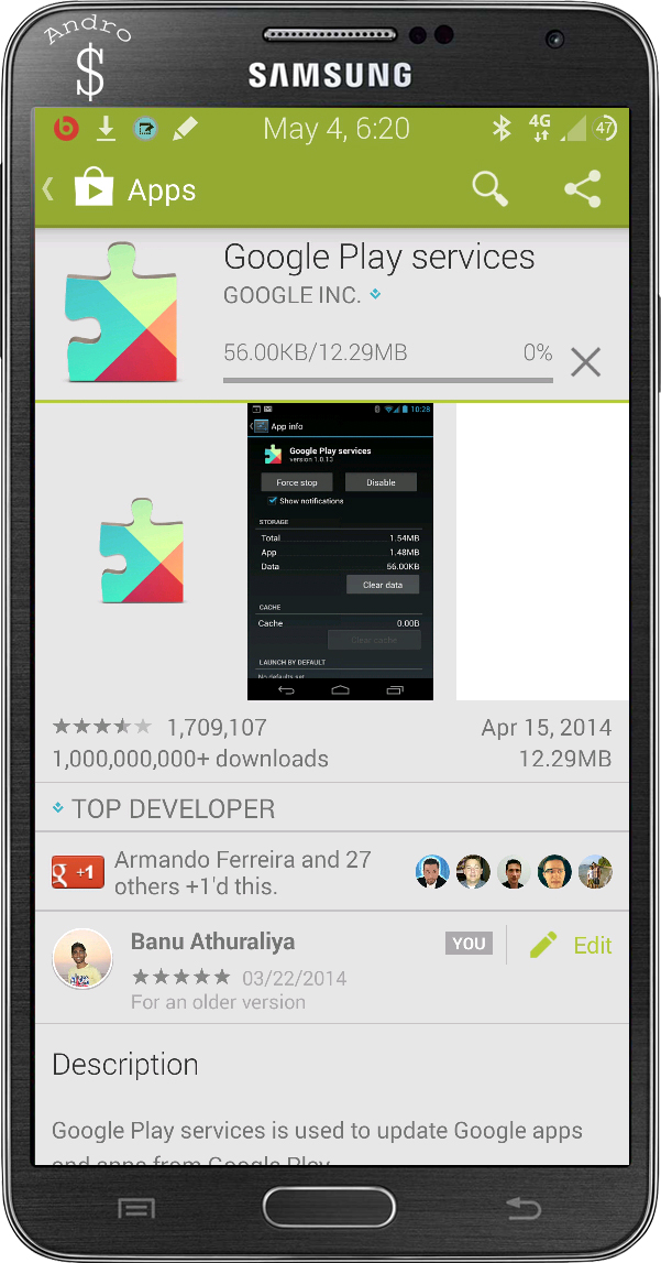EnableGoogleNow www.androdollar 27 - HOW TO : Fix and Enable Google Now Cards even if it's not available in your Location (Working on Any Android device running Android 4.4.4 Kitkat or Below)