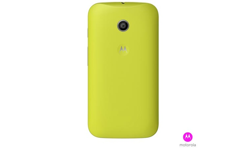 MotoE AndroDollar 4 - LEAKED : Moto E Press Renders in multiple colours and Full Specifications