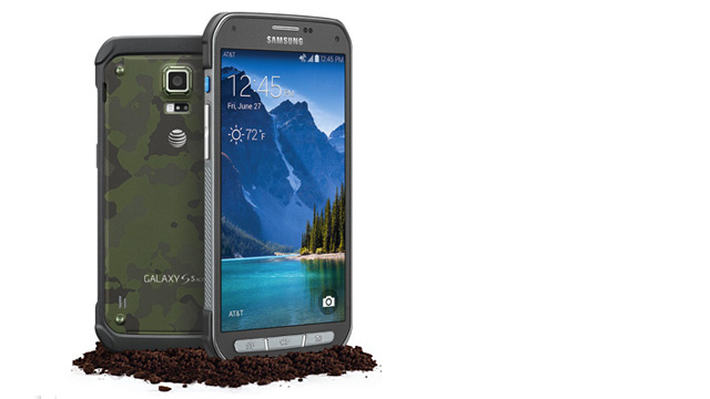 S5 Active AndroDollar 1 - Samsung Launches the Galaxy S5 Active