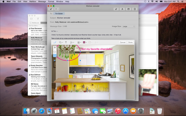 OSX Yosemite AndroDollar 7 - Apple launches OS X Yosemite with a Major UI redesign and a Bevy of Features