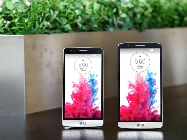 lg g3 beat lg g3 official - LG announces the G3 Beat; The Mini Version of the LG G3