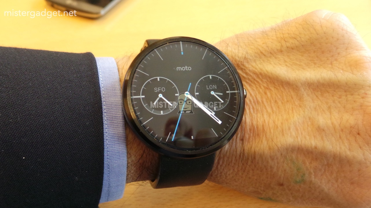 Moto360 Leaked AndroDollar 8 - LEAKED : Moto 360 will be Waterproof, will feature Wireless Charging and a Heart Rate Sensor