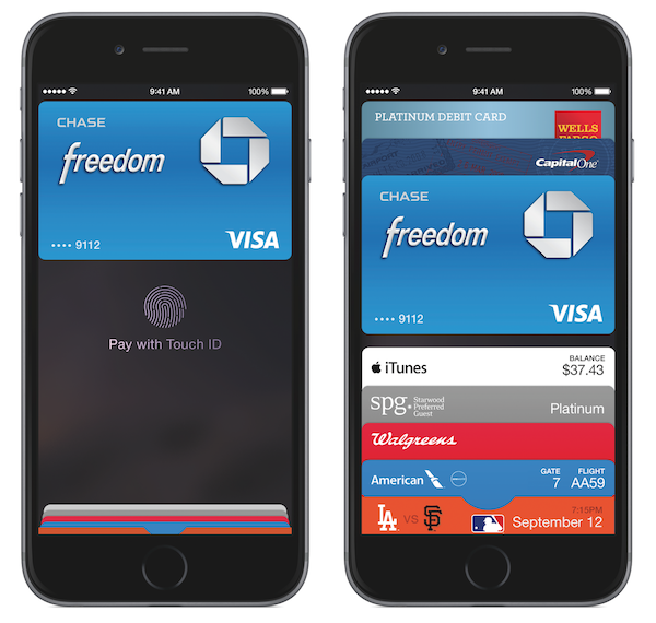 applepay - iPhone 6 NFC Chip will Only work with Apple Pay