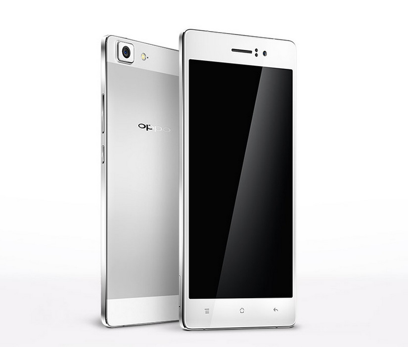 oppo r52 - Oppo unveils the Oppo R5; The Thinnest Phone in the World