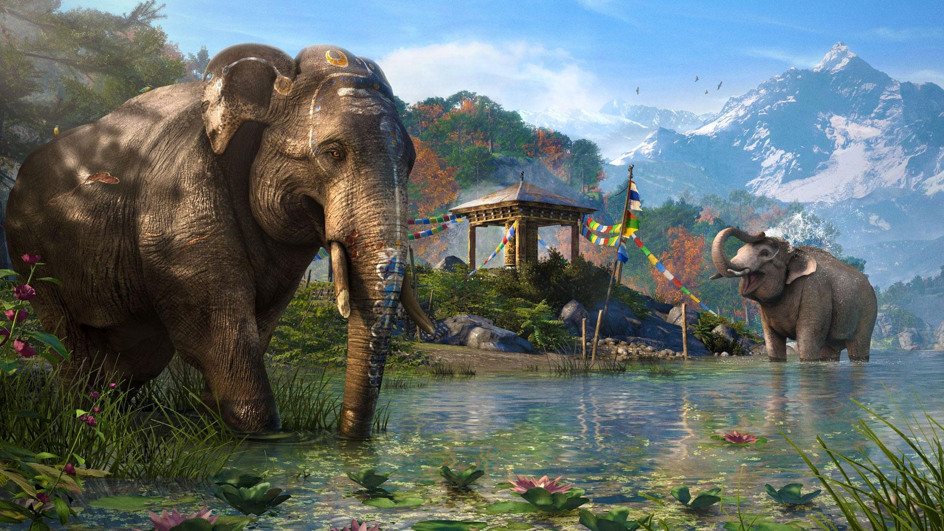 Far Cry 4 Review Andro Dollar 3 - FAR CRY 4 REVIEW : Stunning in Everyway