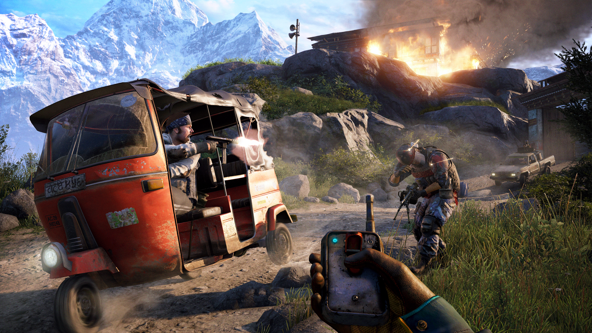 Far Cry 4 Review Andro Dollar 9 - FAR CRY 4 REVIEW : Stunning in Everyway