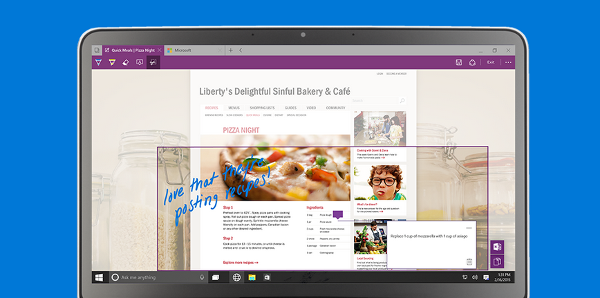 Spartan Andro Dollar - Microsoft Updates the Developer Preview of Windows 10 with Cortana, Spartan Browser  & many New Design Elements