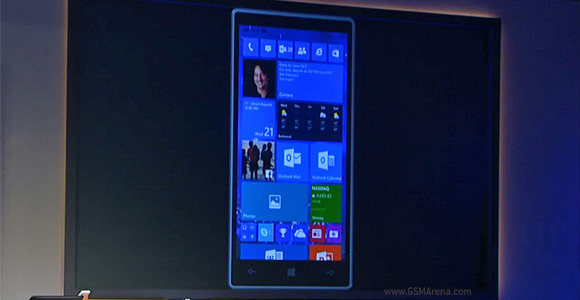 Windows 10 for Phone Andro Dollar 1 - Microsoft Unveils Windows 10 for Smartphones