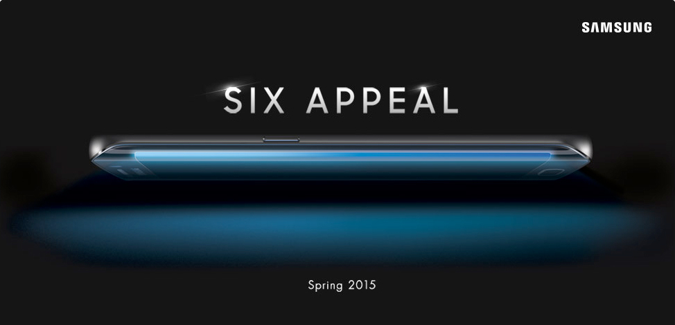224828 lander teaser samsung zero flat short - T-Mobile & AT&T gives us a Glimpse at the Samsung Galaxy S6; Spring Launch Expected