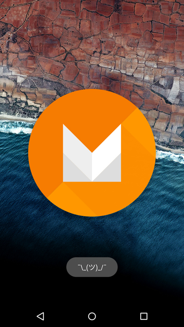 Your device should reboot to the fresh new Android M - HOW TO : Install the Developer Preview of Android M