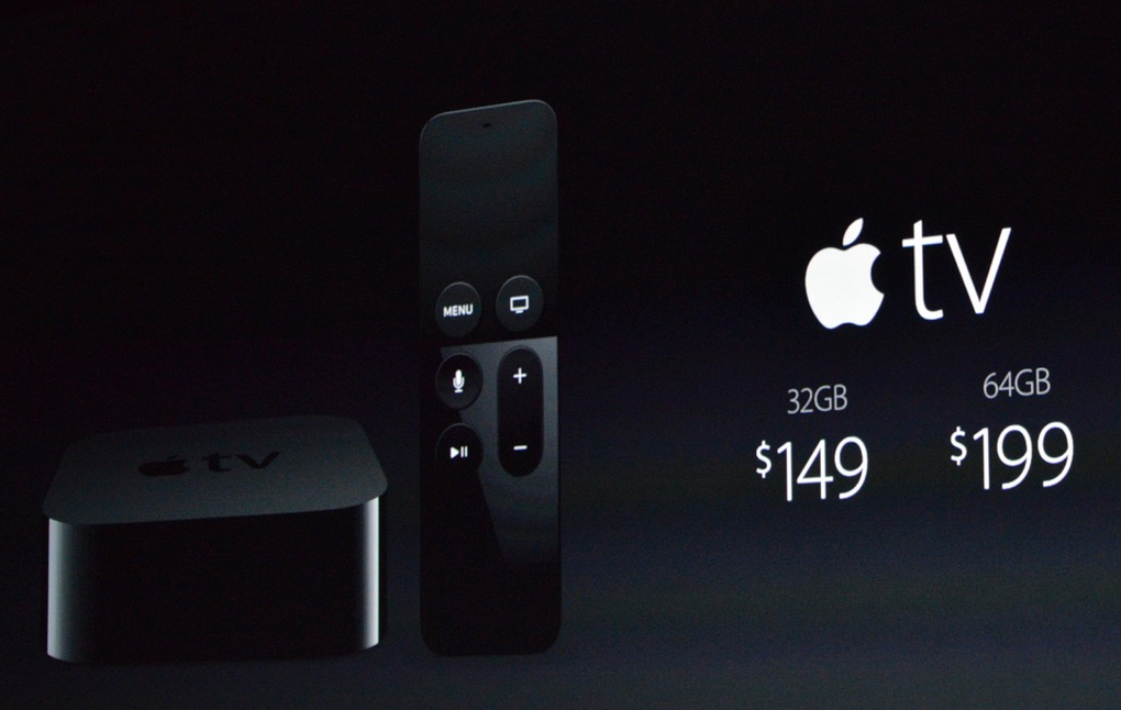 Screen Shot 2015 09 09 at 11.53.45 PM - Apple unveils the all new Apple TV with a Bluetooth remote with touch and Siri