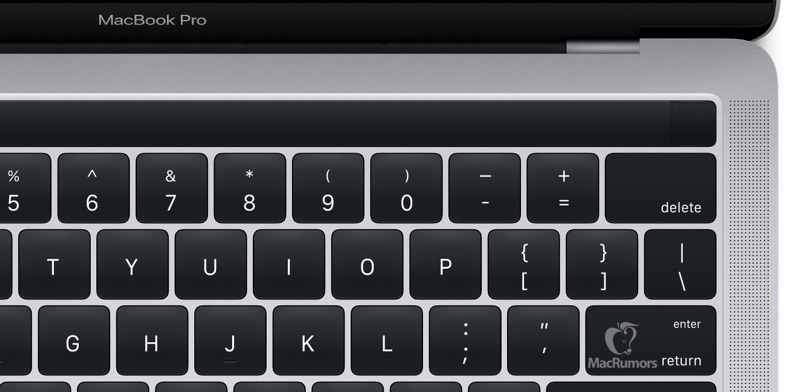macbook pro magic mr - Leaked images of the 2016 MacBook Pro confirms the OLED Touch Bar and TouchID Fingerprint sensor
