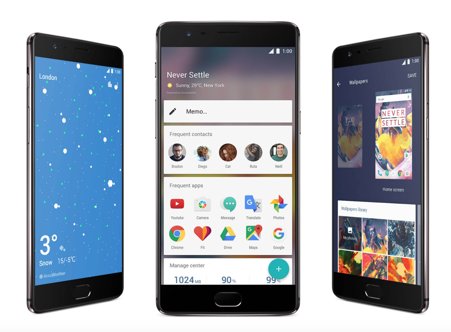 Screen Shot 2016 11 16 at 9.27.24 AM - OnePlus unveils the OnePlus 3T priced at $439