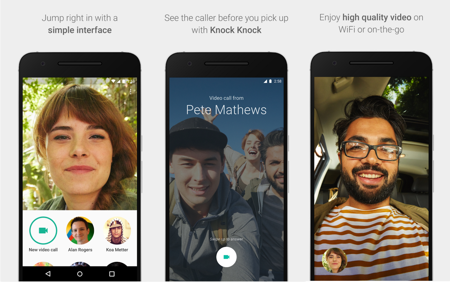 duo google - HOW TO : Use Google Duo