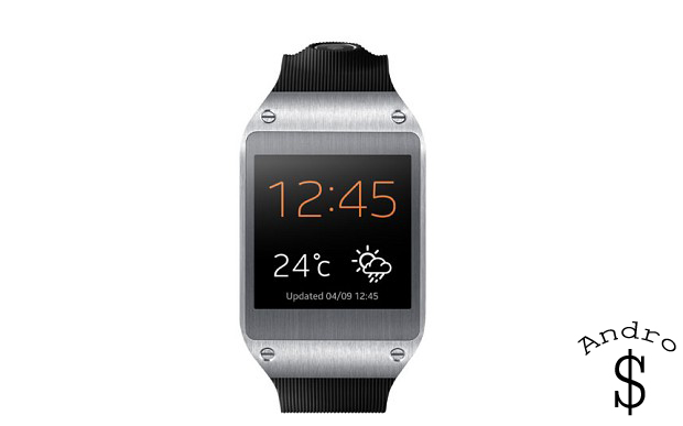 Galaxy Gear 1 - Galaxy Gear update extends battery life on watch and adds some enhanced features