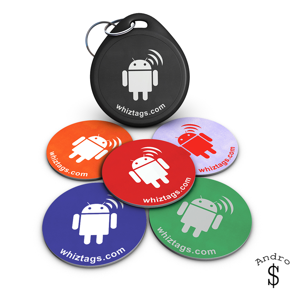 NFC Tags made by WhizzTags