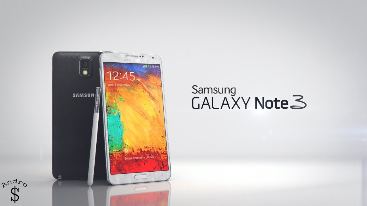 Note 3 1 - UPDATED : Samsung Galaxy Note 3 to come in more color options in January