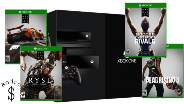 XboxOne 2 - Microsoft sells over one million Xbox One consoles in under 24 hours