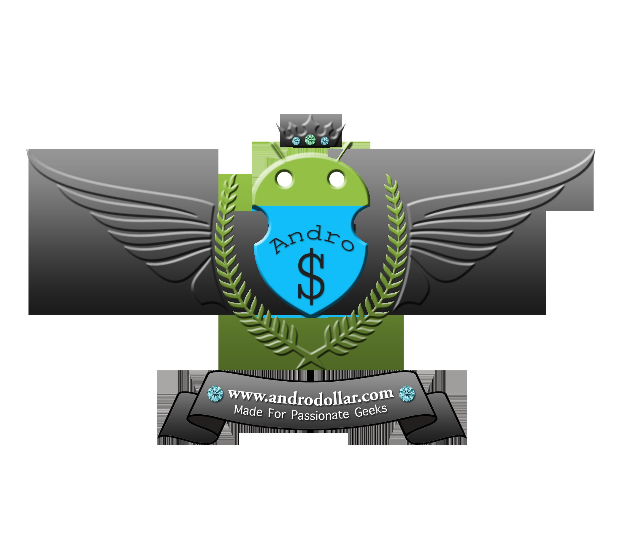 The New Andro Dollar Logo