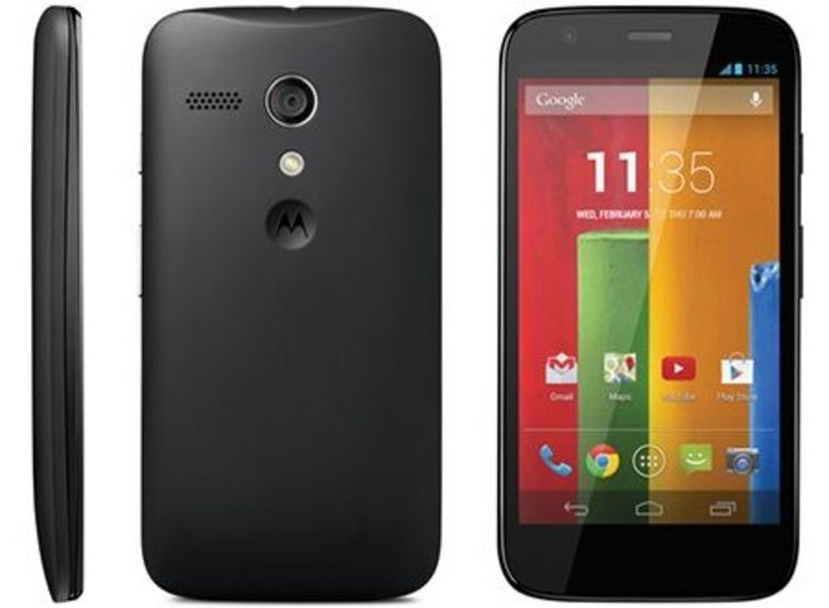Motorola Moto G 2013 - TOP 10 : Smartphones of 2013