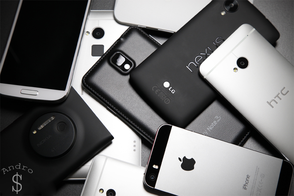 Top 10 Phones of 2013