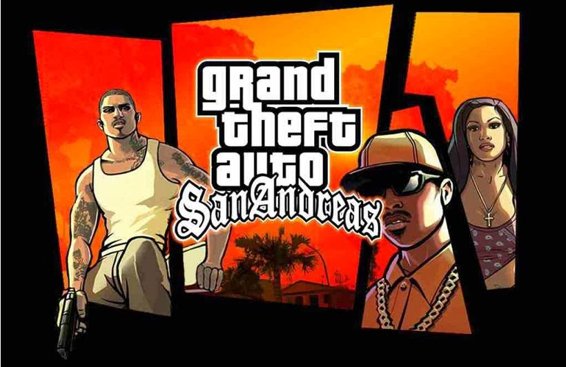 gta san andreas - Grand Theft Auto San Andreas now available on the Google Play Store