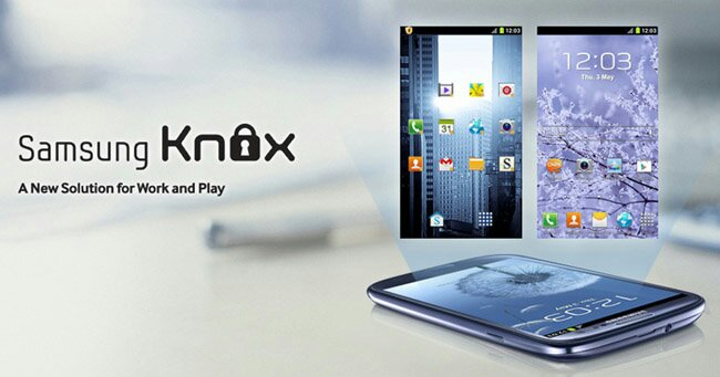 wpid Samsung KNOX Tizen - Glitch discovered in Samsung's Knox software
