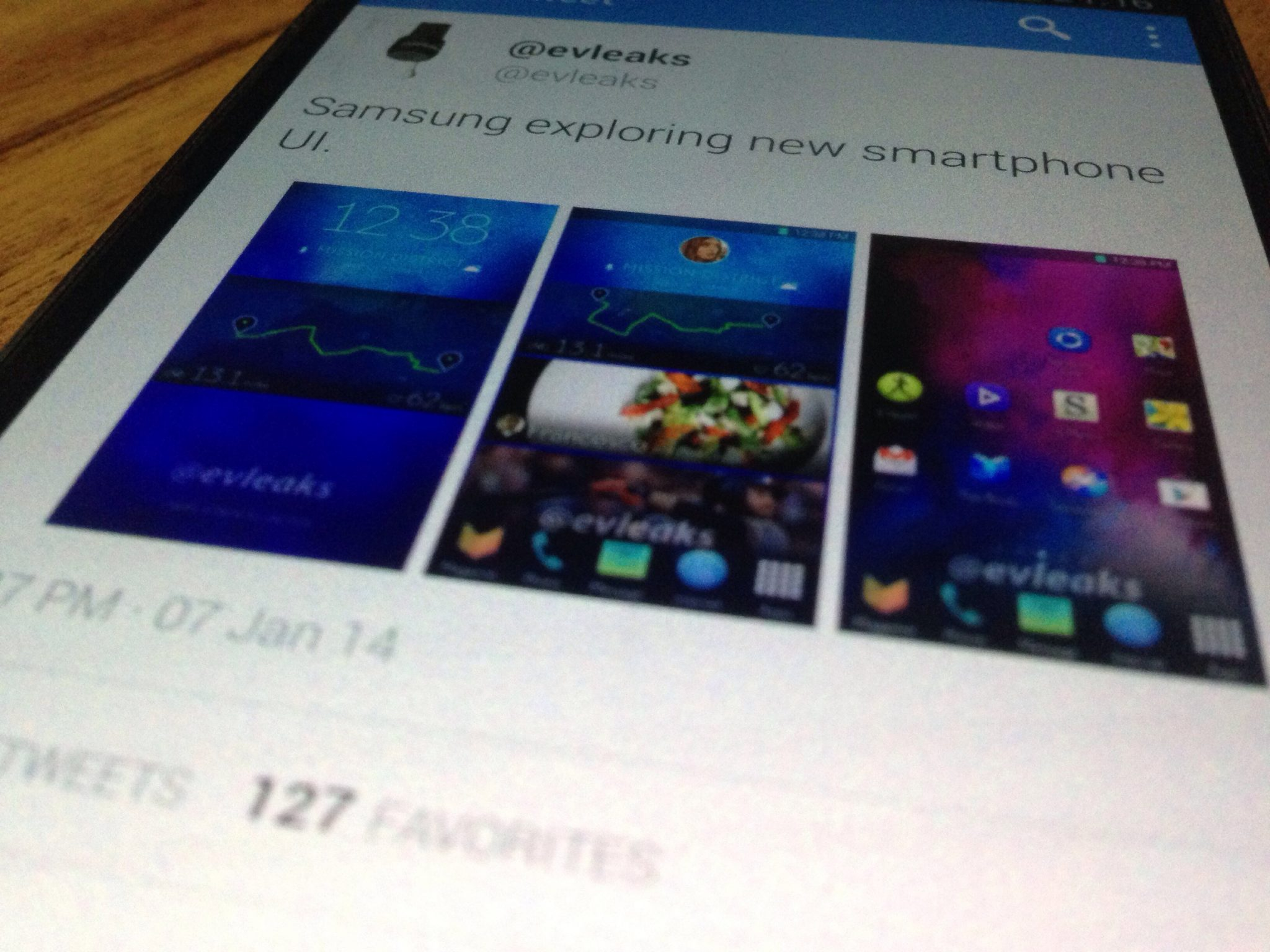 20140107 212702 - LEAKED : Samsung's new Touchwiz UI
