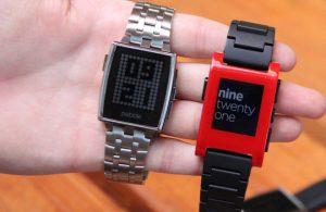 gsmarena 001 1 300x195 - LEAKED : Metal Pebble Smartwatch