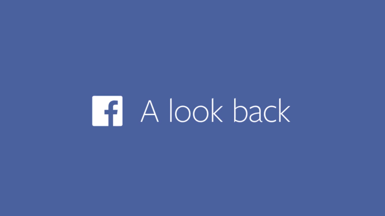 facebook celebrates 10 years with a look back 01 - HOW TO : Edit the Facebook Look Back Video