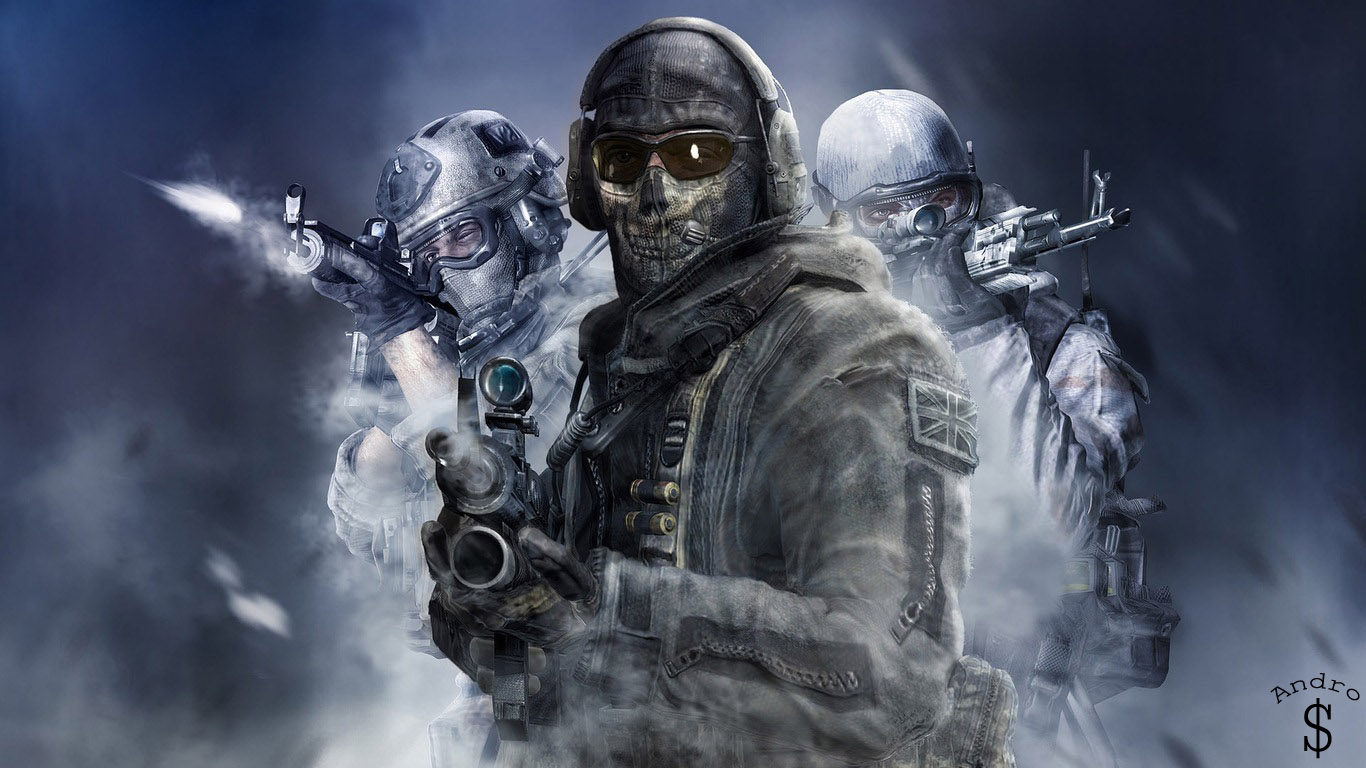 ghost modern warfare two x call of duty 253888 - Activision has announced that the Call of Duty series has been switched to a three-year development cycle.