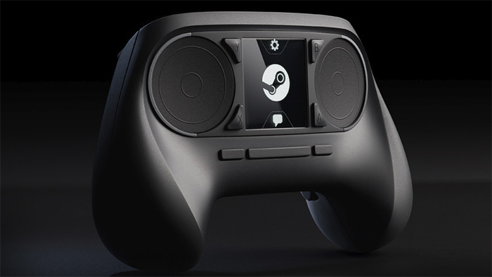 0i42046400 - Valve refines the Steam Controller and will demo it at GDC 2014