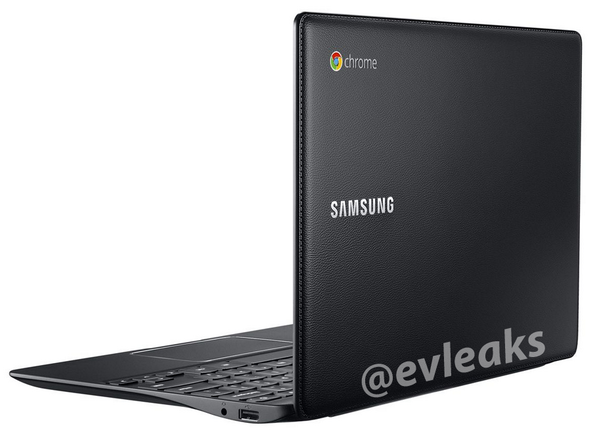 BhvcTgFCQAA2cYi - LEAKED : Samsung Chromebook 2 with Faux Leather Back