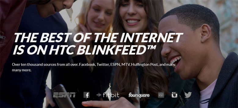 blinkfeed1 - HTC Blinkfeed & Zoe coming to other Android devices Soon !