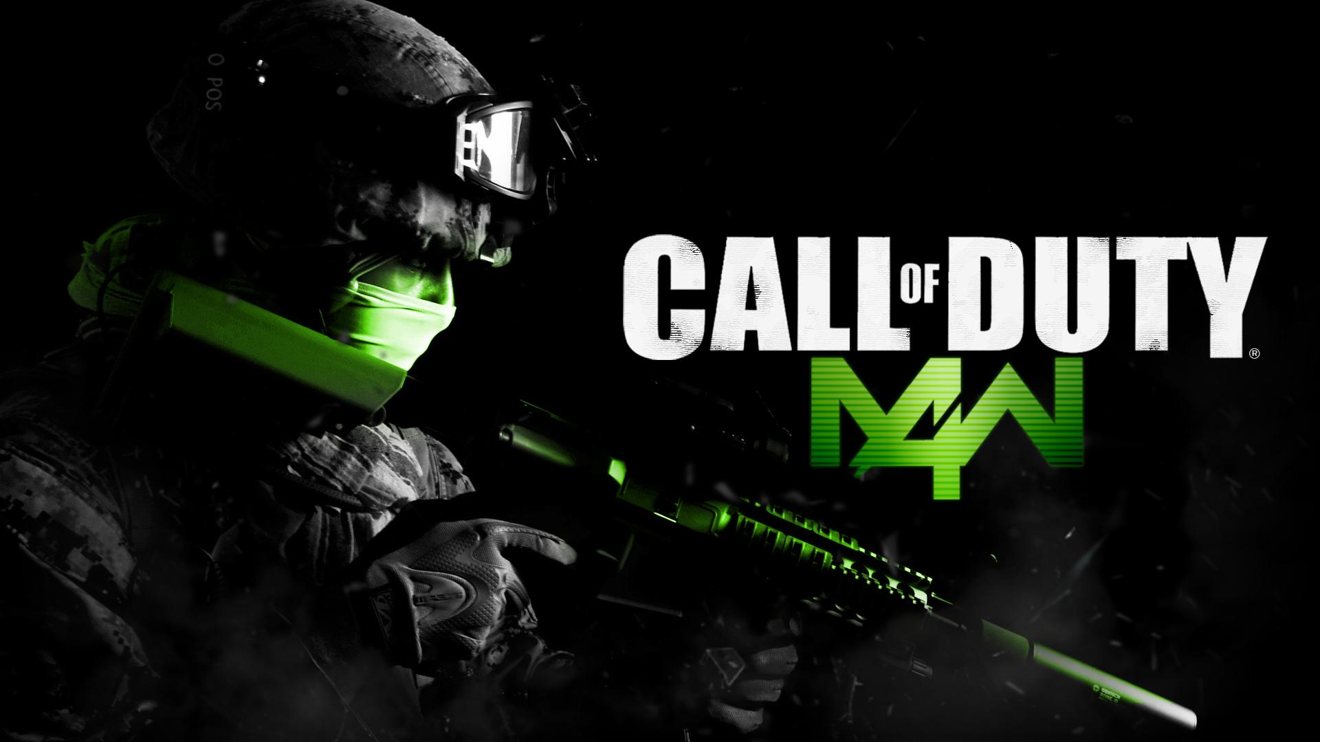 call of duty modern warfare 4 game HD - LEAKED : Call of Duty - Modern Warfare 4 Gameplay details?