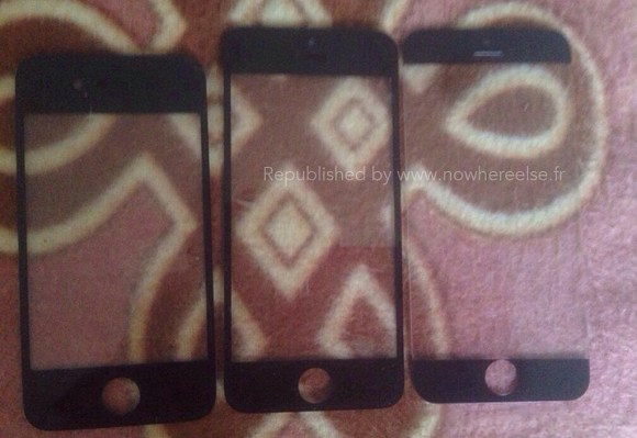 gsmarena 001 - LEAKED : Apple iPhone 6 Front Panel?