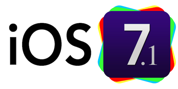 iOS 7.1 - Apple releases iOS 7.1 to the public