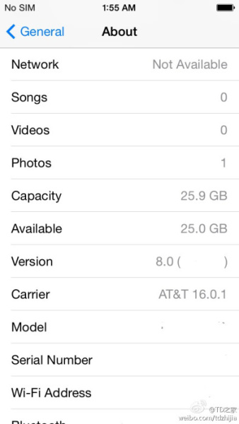 iOS8 www.androdollar 3 - LEAKED : Alleged iOS 8 screenshots reveal New Apps