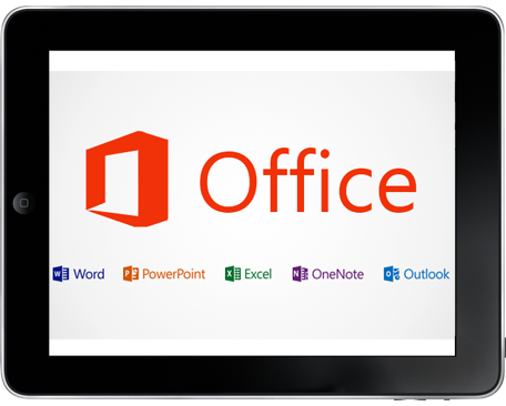 ipad office - Microsoft announces Office for iPad