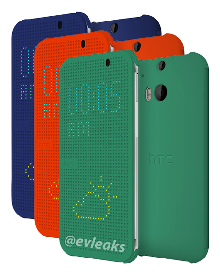 m8lb - UPDATED : LEAKED : Great Looking Flip Cover for the HTC M8