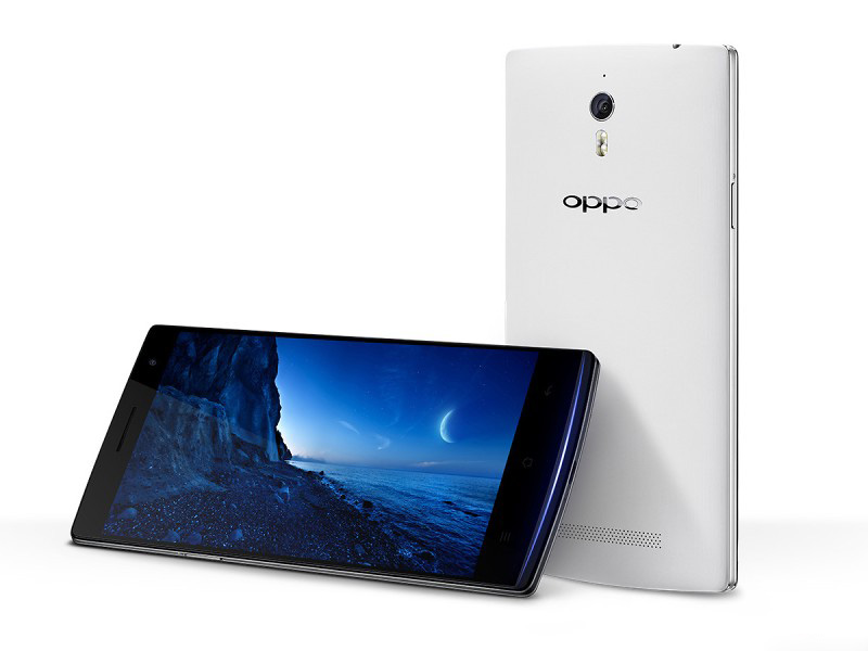 oppo www.androdollar 5 - BREAKING NEWS : Oppo launches the Find 7