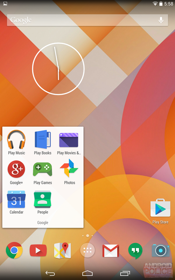 Android 4.5 screenshot leaked - UPDATED : LEAKED : Android's Icons are headed for a makeover