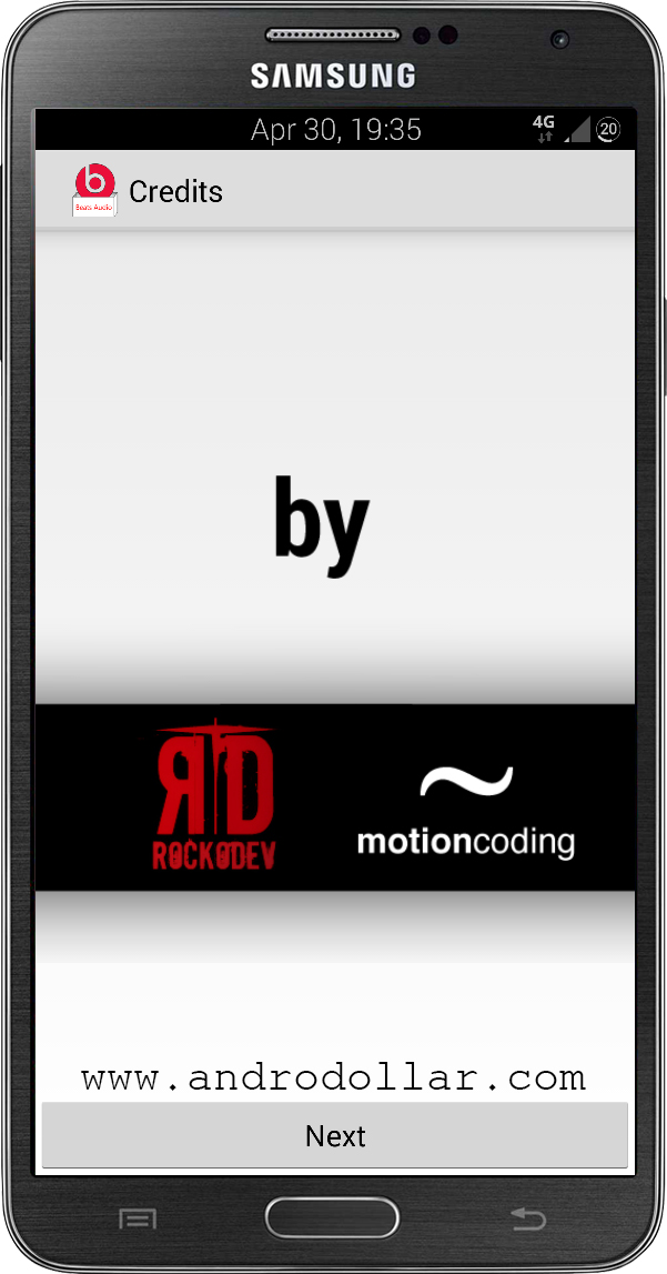 BeatsAudioInstaller www.androdollar 12 - HOW TO : Install Beats Audio on Any Android Device