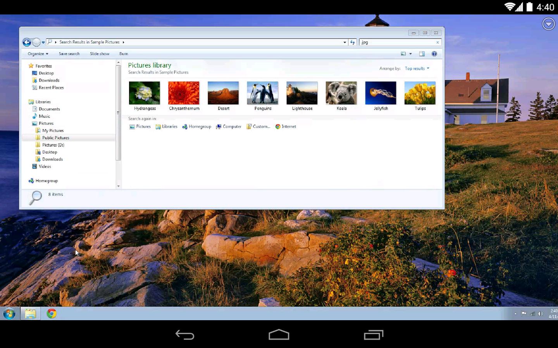 Chrome-remote-desktop
