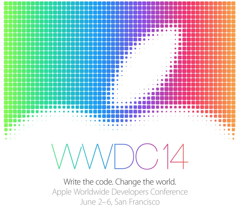 WWDC 2014 - Apple's WWDC 2014 will happen from June 2-6