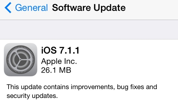 iOS 7.1.1 www.androdollar 2 - Apple releases iOS 7.1.1